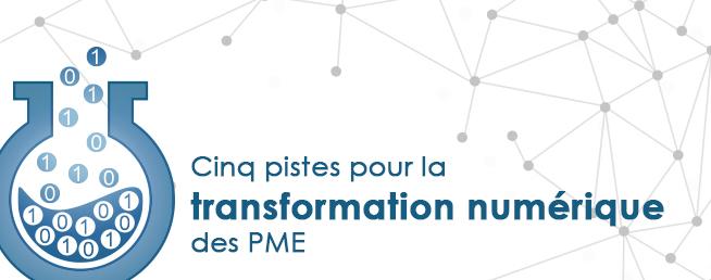 Compta-e-Commerce - Cinq pistes pour la transformation numérique des PME