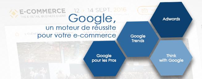 Compta-E-Commerce.com - Google, moteur de réussite pour votre e-commerce