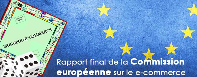 Compta-e-commerce.com - Rapport final de la Commission européenne sur le e-commerce